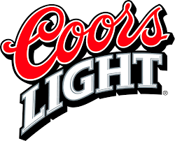 Coors Light, 4% ABV, always available